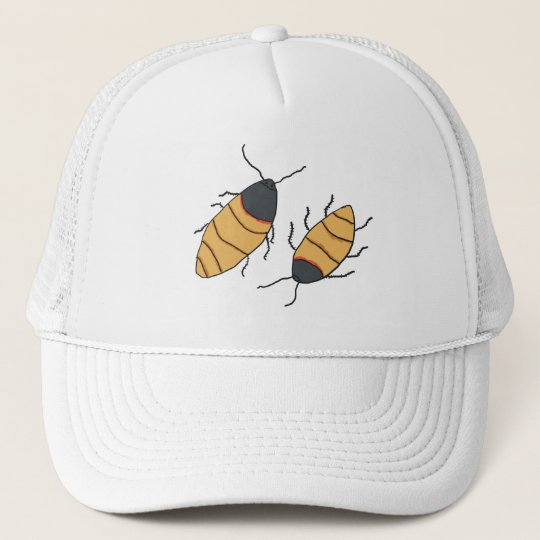Hissing Cockroaches Trucker Hat