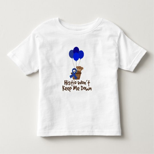 Histio Wont Keep Me Down Toddler T-Shirt