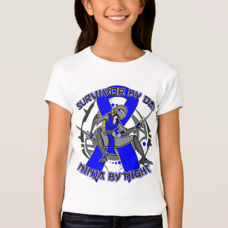 Histiocytosis By Day Ninja By Night Tee Shirt