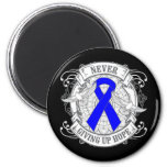 Histiocytosis Never Giving Up Hope Magnets