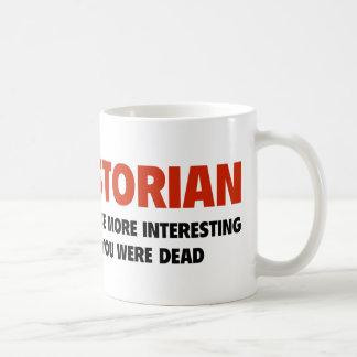 Historian Coffee Mug