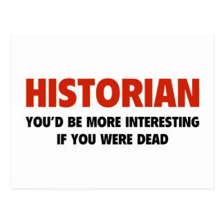 Historian Post Cards