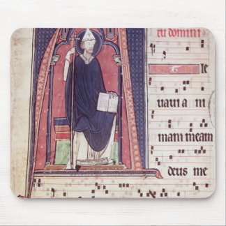 Historiated initial 'A' Mouse Mat