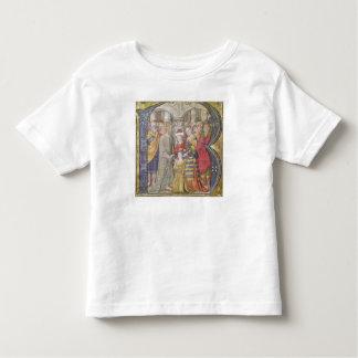Historiated initial 'B' Toddler T-Shirt