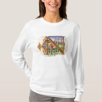 Historiated Initial 'N' T-Shirt