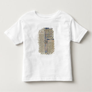Historiated initial 'P' Toddler T-Shirt