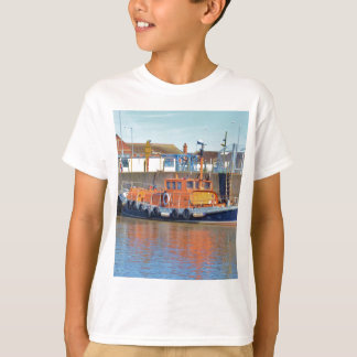 Historic British Lifeboat T-Shirt