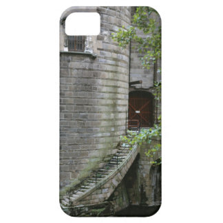 Historic building in Brittany, France iPhone 5 Cover