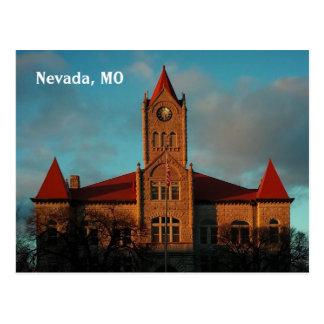 Historic Courthouse Postcard