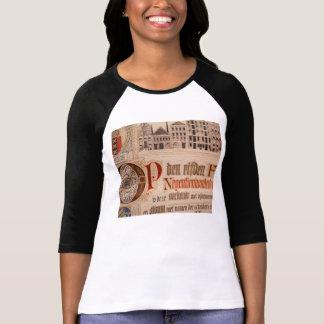 Historic Document  Antique Certificate Vintage T Shirts