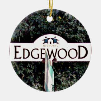 Historic Edgewood, Atlanta, Georgia, Ornament