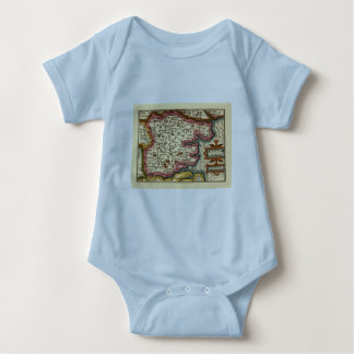 Historic Essex County Map, England Shirts