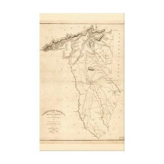 Historic Greenville Canvas Print