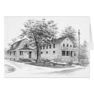 Historic Jaite Mill in Ohio (CVNP) by Kelli Swan Card
