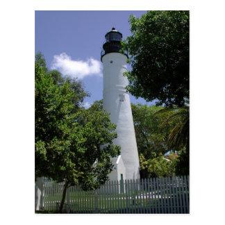 Historic Key West LIghthouse Postcards