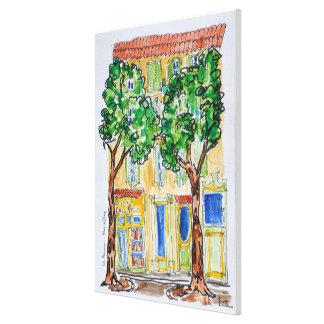 Historic Le Panier | Marseille, France Canvas Print