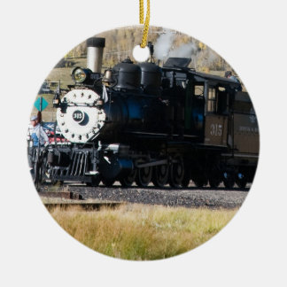 Historic Locomotive 315 Ornament