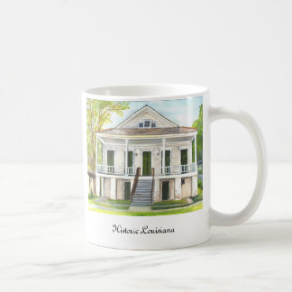 Historic Louisiana Home Mug