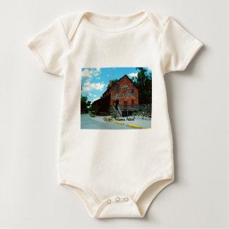 Historic Metamora Indiana Baby Bodysuit