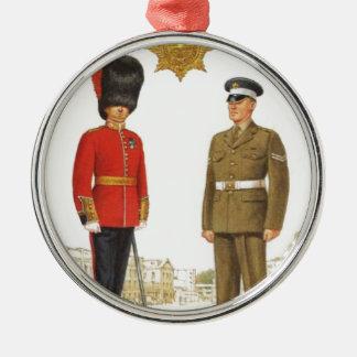 Historic military Uniforms Coldstream Guards Ornaments