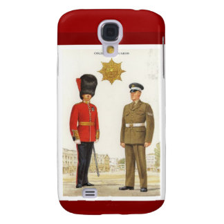 Historic military Uniforms, Coldstream Guards Galaxy S4 Case