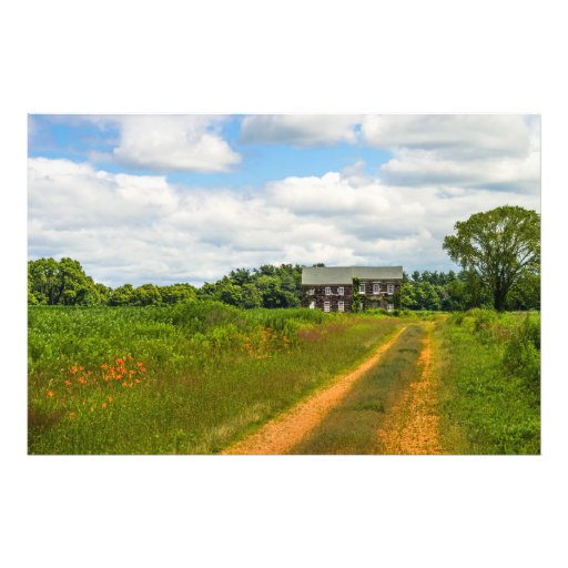 Historic Molly Pitcher Home Photograph