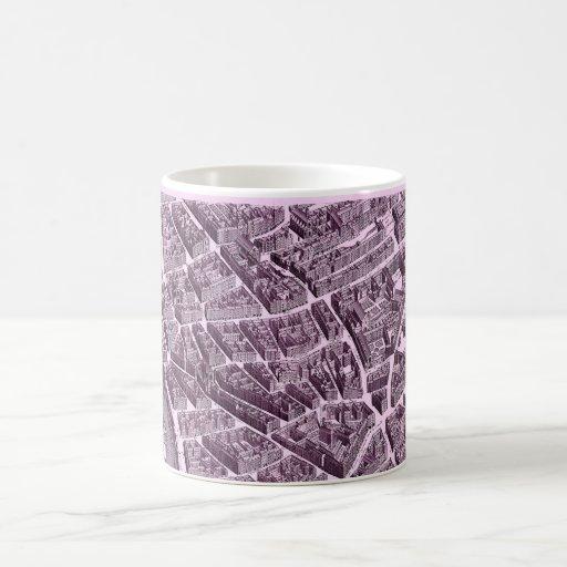 Historic Paris in 3D Mug