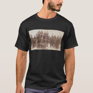 Historic photograph Buffalo Soldiers 25th Regiment T-Shirt
