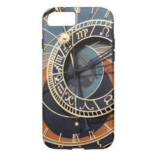 Historic Prague Astronomical Clock iPhone 8/7 Case