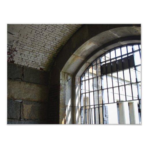 Historic Prison Cell Photographic Print