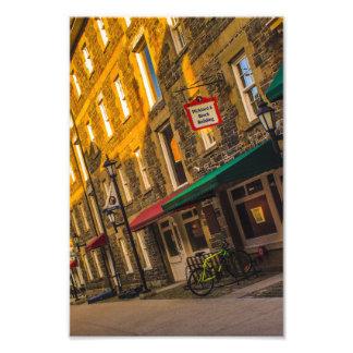 Historic Properties, Halifax, Nova Scotia Art Photo