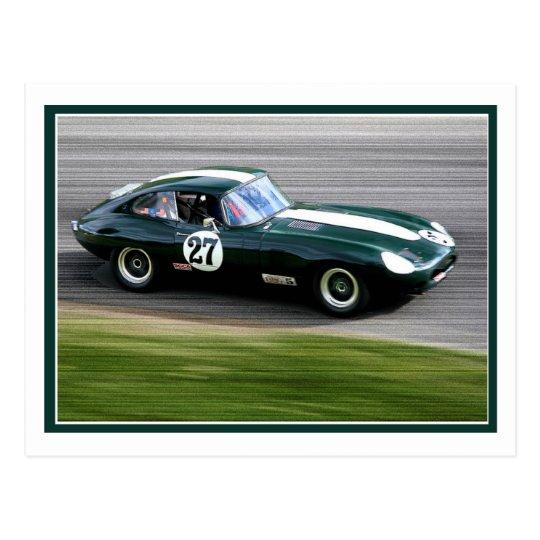 Historic Racing Group #27 Postcard