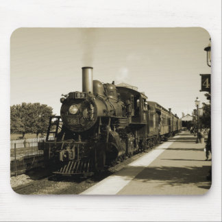 Historic Railroad Mouse Mat