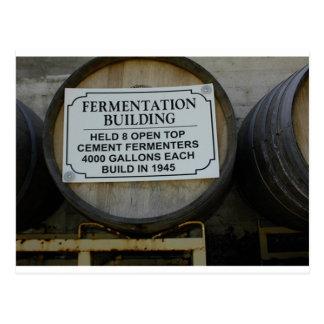Historic Rotta Winery, Templeton, CA Postcard
