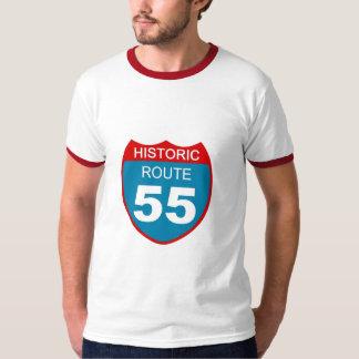 Historic Route 55 T-Shirt