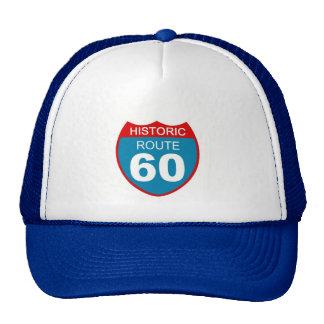 Historic Route 60 Cap