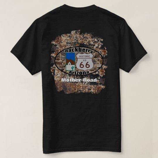 Historic Route 66 ~ Hackberry, Arizona T-Shirt