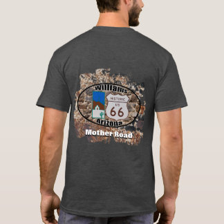 Historic Route 66 ~ Williams, Arizona T-Shirt