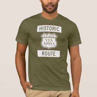 Historic Route: T-Shirt