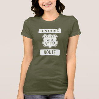 Historic Route: Women's T-Shirt