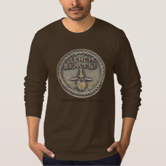 historic russian beard tax token long-sleeve tee