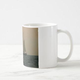 Historic Schooner Mug