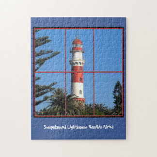 Historic Swapokmund Lighthouse Jigsaw Puzzle