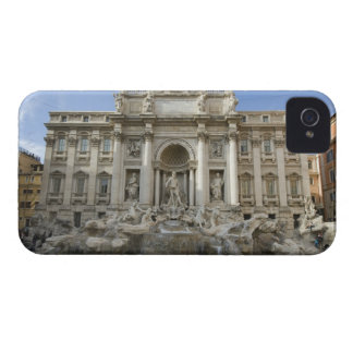 Historic Trevi Fountain in Rome, Italy iPhone 4 Case