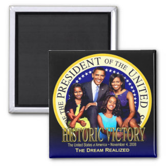 Historic Victory Magnet