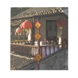 Historic Zhouzhuang Water Village, Zhouzhuang, Notepad
