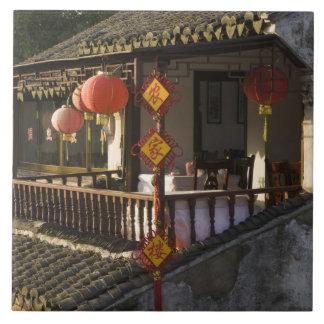 Historic Zhouzhuang Water Village, Zhouzhuang, Tile