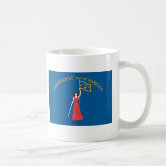 Historical Alabama Flag (1861-1861) Coffee Mug