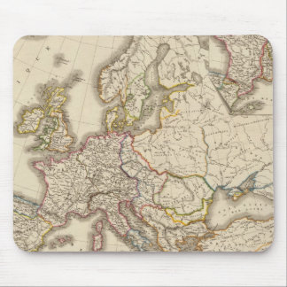 Historical Europe Mouse Pad