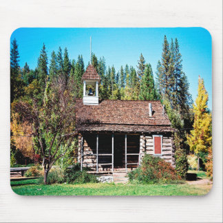 Historical Hyapom Court House... Mouse Mat
